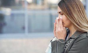 recurrent allregic rhinitis as sign of nasal polyps